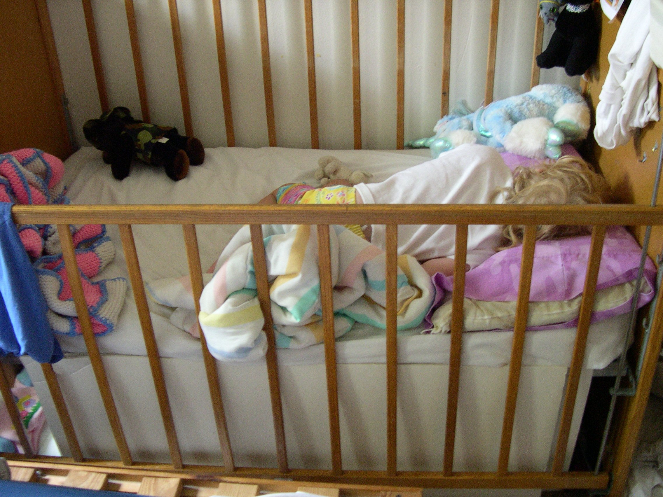 From crib to bed how to transition