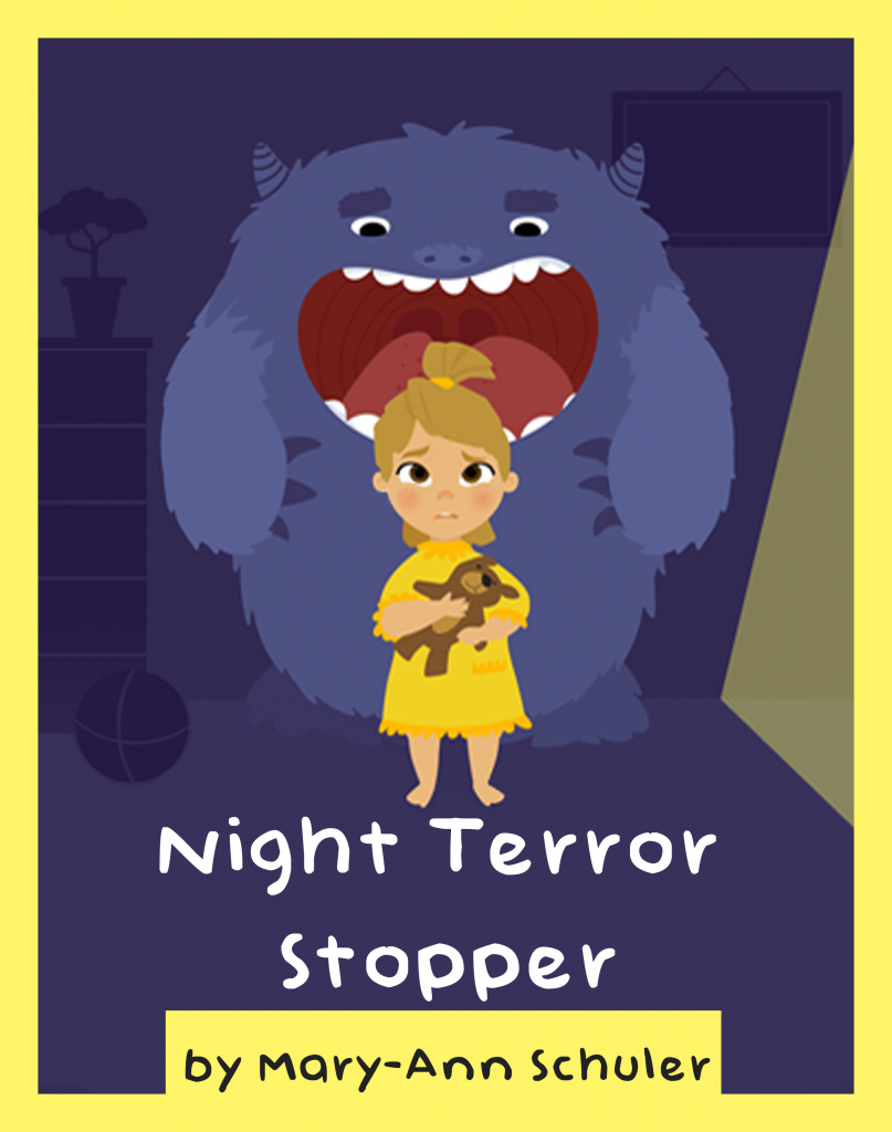 Night Terror Stopper by Mary-Ann Schuler