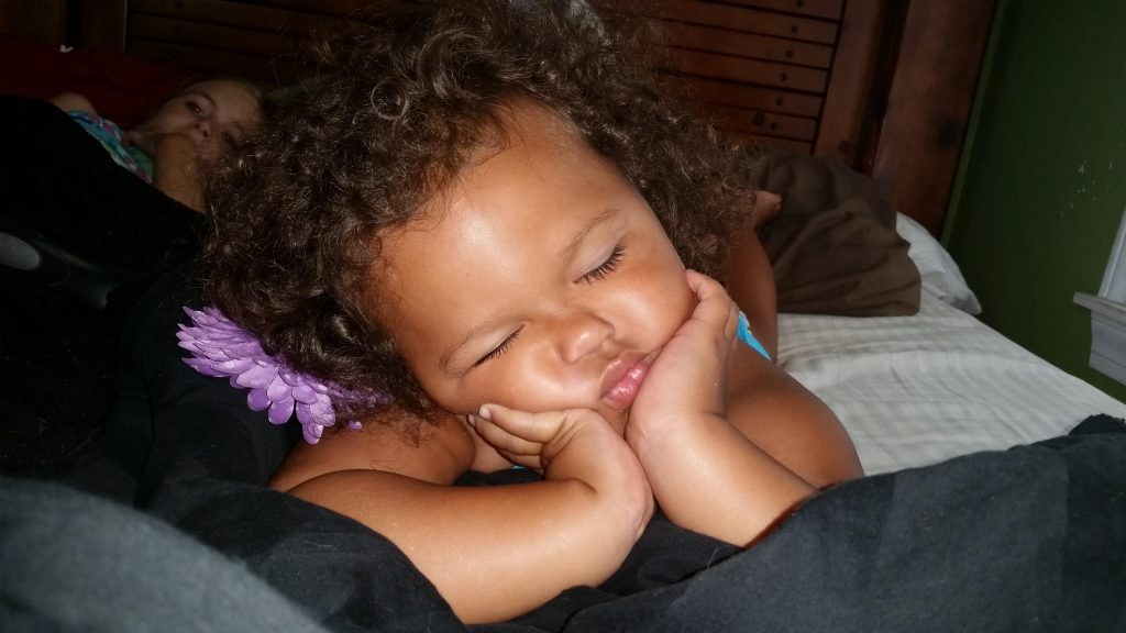 Sleep can affect your child's behavior